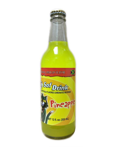 <b>D & G</b><br>Sof Drink Pineapple