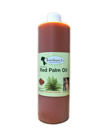 <b>JUKA'S ORGANIC CO.</b><br>Red Palm Oil