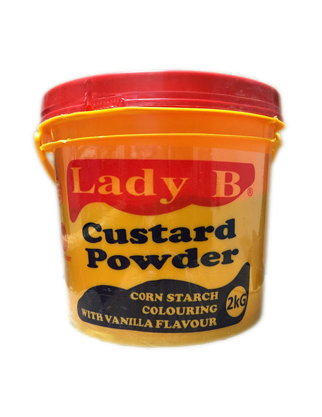 <b>LADY B</b><br>Custard Powder