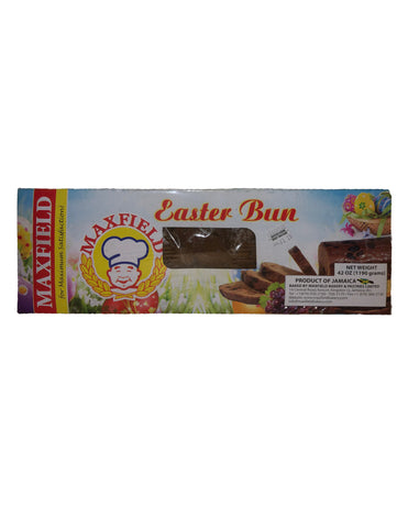<b>MAXFIELD</b><br>Easter Bun