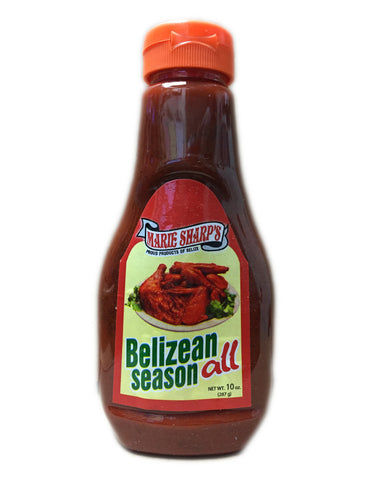 <b>MARIE SHARP'S</b><br>Belizean Season All