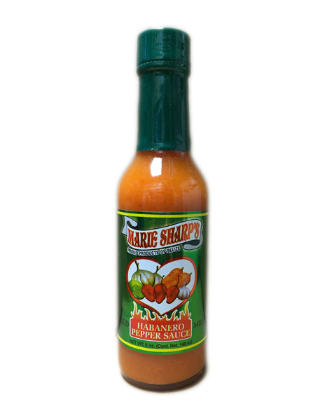 <b>MARIE SHARP'S</b><br>Habanero Pepper Sauce (Mild)