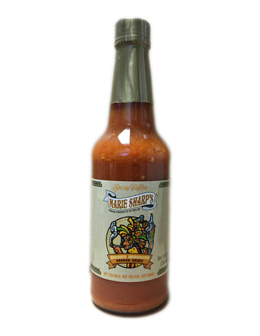 <b>MARIE SHARP'S</b><br>Smoked Habanero Pepper Sauce