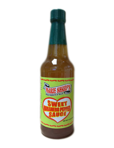 <b>MARIE SHARP'S</b><br>Sweet Habanero Pepper Sauce