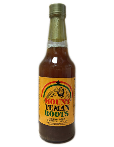<b>MOUNT TEMAN ROOTS</b><br>Original Drink