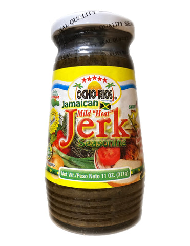 "<b>OCHO RIOS</b><br>Jamaican Jerk Seasoning (Mild ""Heat"")"