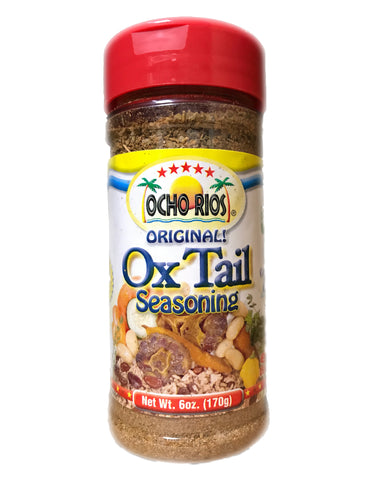 <b>OCHO RIOS</b><br>Oxtail Seasoning
