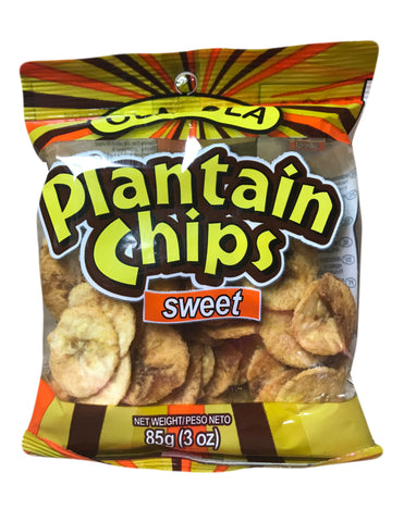 <b>OLA-OLA</b><br>Sweet Plantain Chips