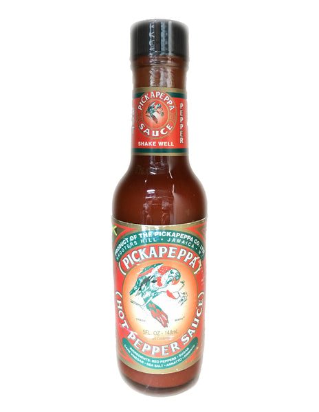 <b>PICKAPEPPA</b><br>Sauce (Hot Pepper)