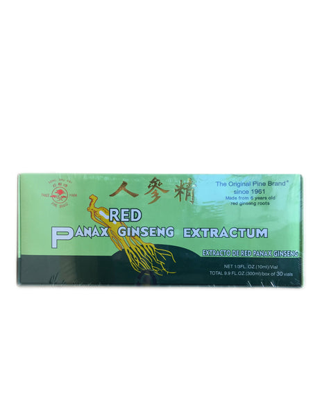 <b>PINE BRAND</b><br>Red Panax Ginseng Extractum