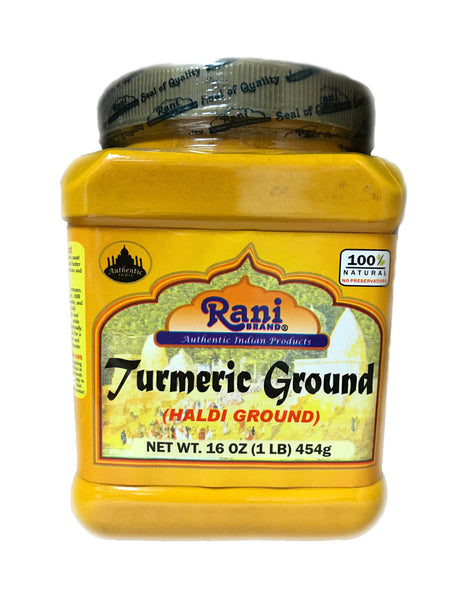 <b>RANI</b><br>Turmeric Ground (Haldi Ground)