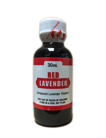 <b>V & S PHARMACEUTICALS</b><br>Red Lavender Tincture