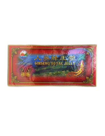 <b>SHENG-YANG BRAND</b><br>Ginseng Royal Jelly