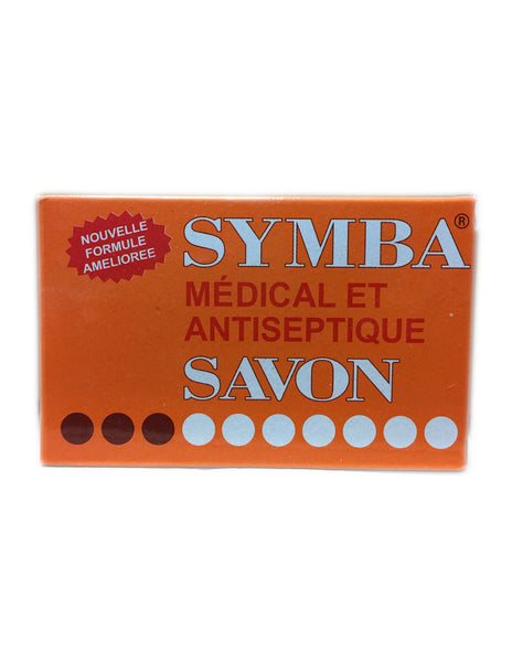 <b>SYMBA</b><br>Medicated Soap