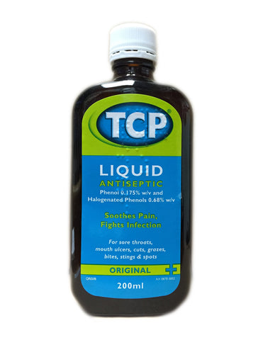 <b>TCP</b><br>Liquid Antiseptic