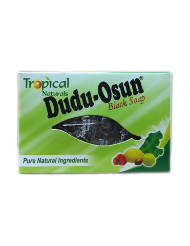 <b>TROPICAL</b><br>Dudu-Osum Black Soap