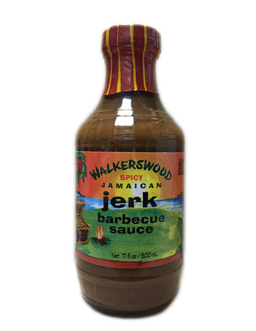 <b>WALKERSWOOD</b><br>Jerk Barbeque Sauce (Spicy)