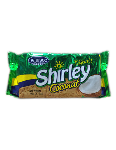 <b>WIBISCO</b><br>Shirley Biscuits
