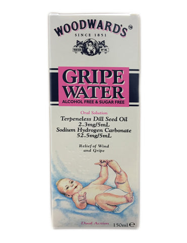 <b>WOODWARD'S</b><br>Gripe Water