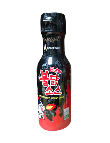 <b>SAMYANG</b><br>Hot Chicken Flavor Sauce