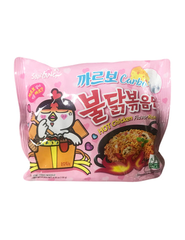 <b>SAMYANG</b><br>Hot Chicken Flavor Ramen (Carbo) 1-pack