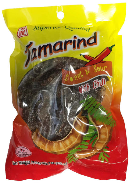 <b>JHL Tamarind Candy</b><br>Sweet & Sour With Chili