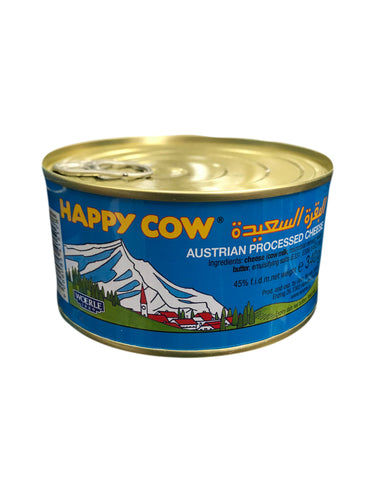 <b>HAPPY COW</b><br>Austrian Processed Cheese Tin