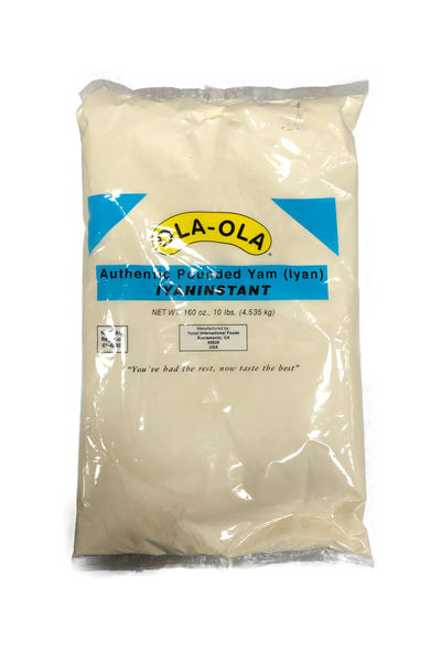 <b>OLA-OLA</b><br>Authentic Pounded Yam (IYAN)