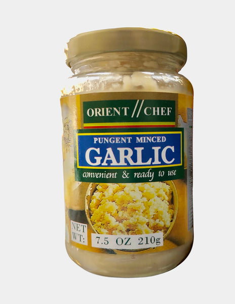 <b>ORIENT CHEF</b><br>Pungent Minced Garlic