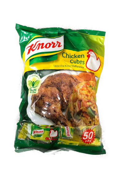 <b>KNORR</b><br>Chicken Cubes