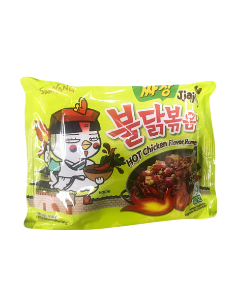 <b>SAMYANG</b><br>Hot Chicken Flavor Ramen (Jjajang) 1-pack