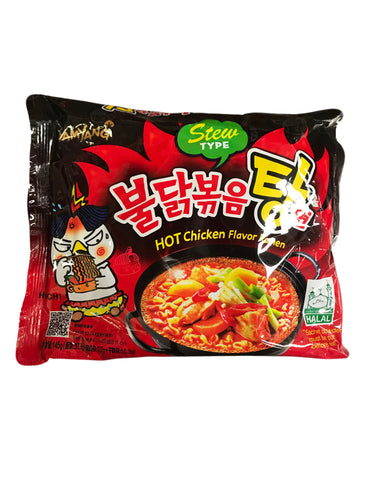 <b>SAMYANG</b><br>Hot Chicken Flavor Ramen (Stew Type) 1-pack