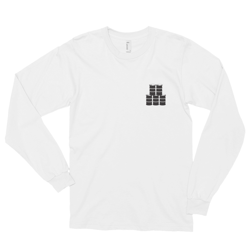 By The Barrel Long Sleeve
