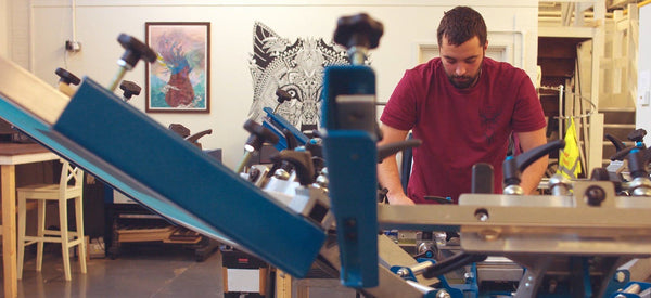 Bristol's Best Screen Printers - Organic, Ethical, Original.
