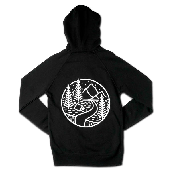 Into The Wilderness Hoodie - Sale