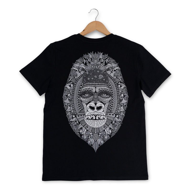 Kings X Illustrate - Mountain Gorilla T-Shirt