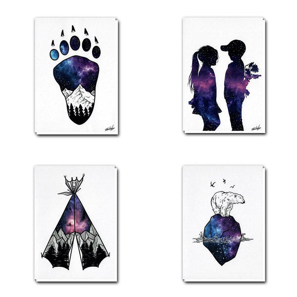 MS Artwork Cards