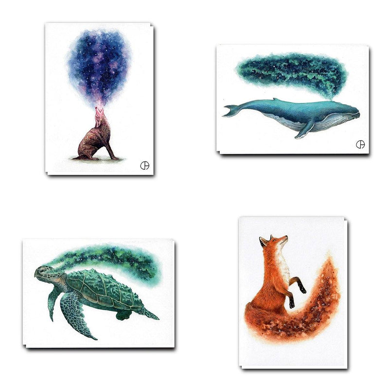 David Art Greeting Cards