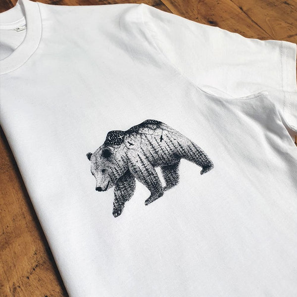 The Wandering Bear T-Shirt