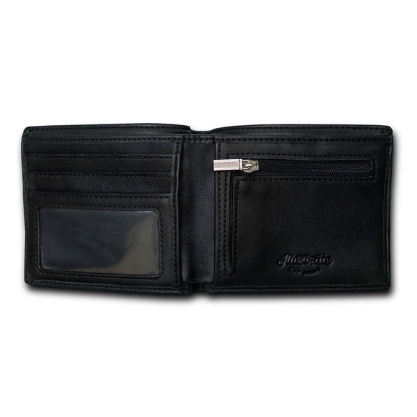 Illustrate Black Wallet