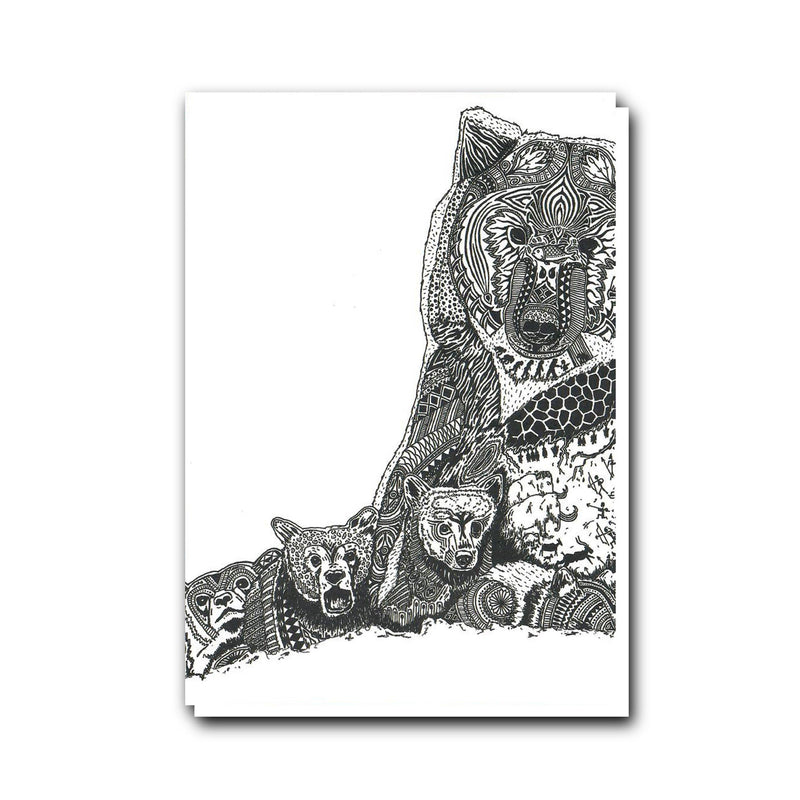 Tobias Illustrations Greetings Cards