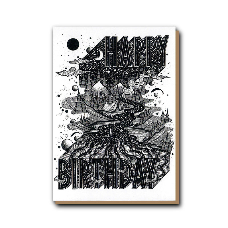 Menis Artwork Greetings Cards