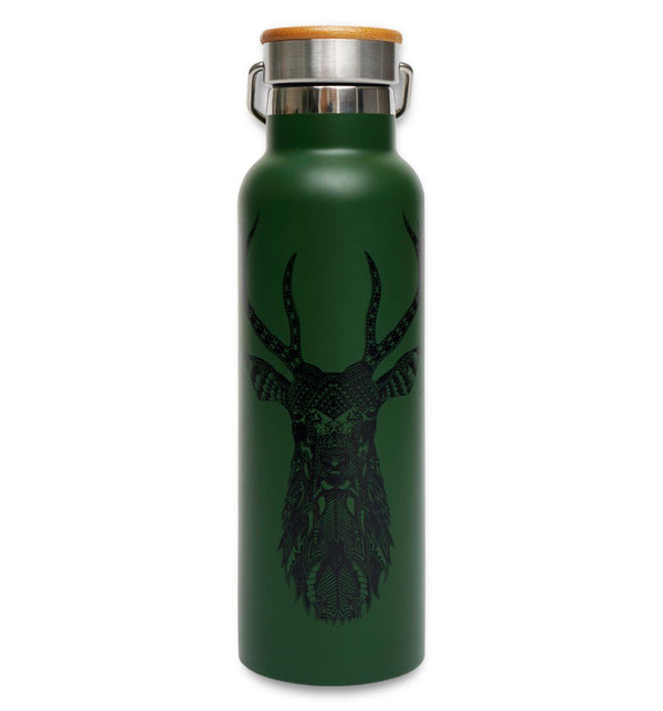 The Stag Water Bottle