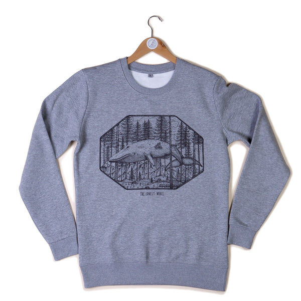 Lonely Whale Sweatshirt
