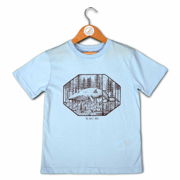 Lonely Whale Kids Tee