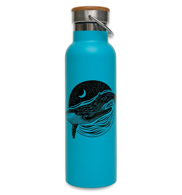 The Whale Water Bottle