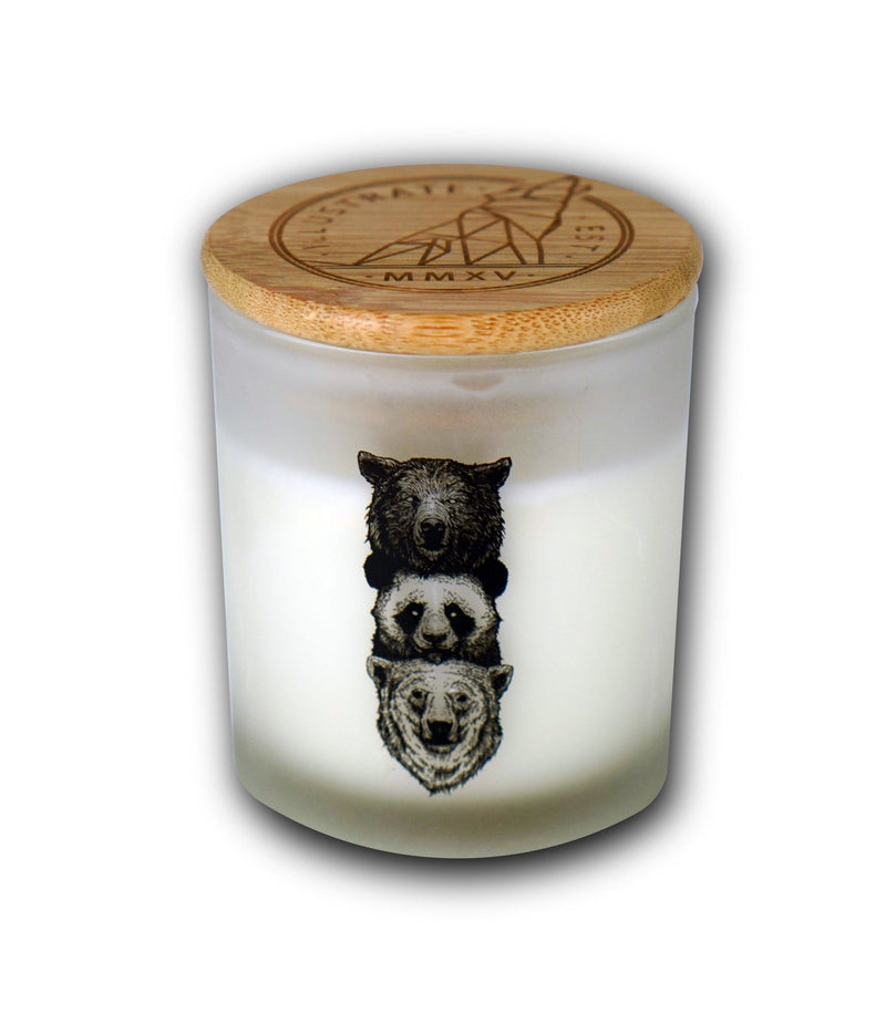 Coconut & Berries Candle
