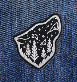 Illustrate Animal Patch