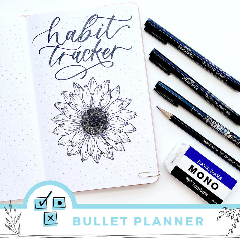Sunflower Habit Tracker Tutorial