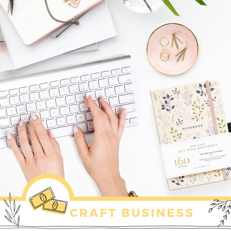 How I grew my Etsy Shop Into a Full Time Business